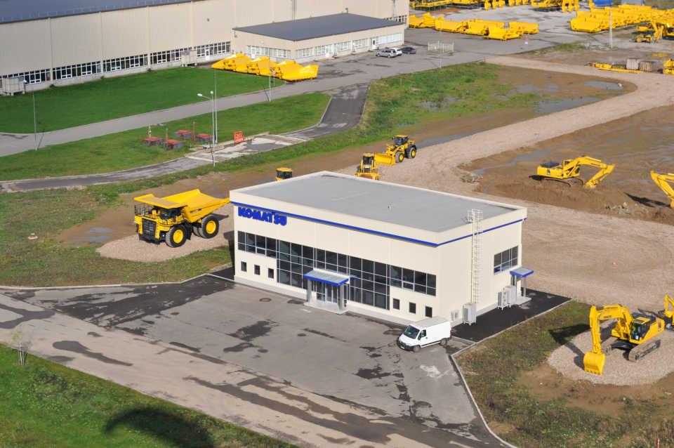 В Ярославле построят завод стройтехники