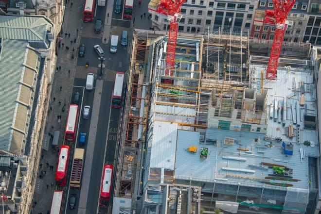 Лондон — самый дорогой город для строительства в Европе