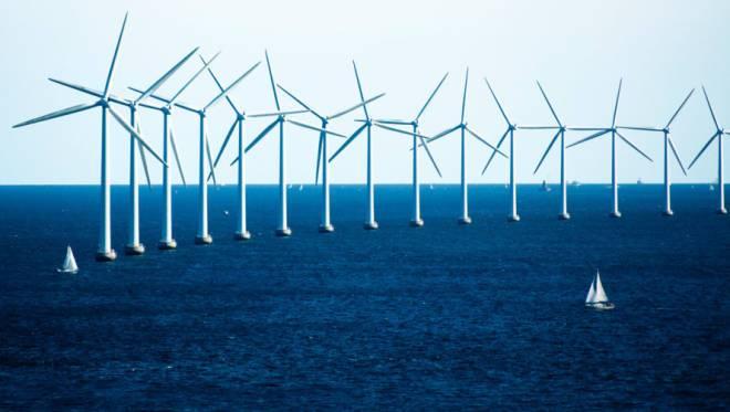 Дания побила свой прошлогодний рекорд производства ветряной энергии