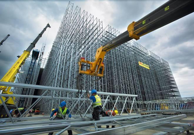2016: Рост строительной отрасли набирает обороты в глобальных масштабах