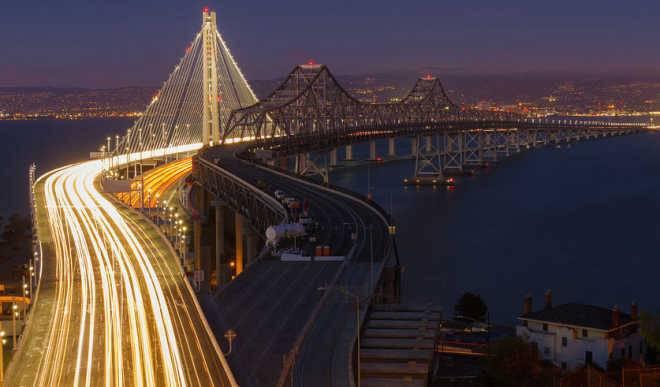 Строительная компания Arup представляет проекты велосипедной трассы в Сан-Франциско на сумму 300 миллионов долларов