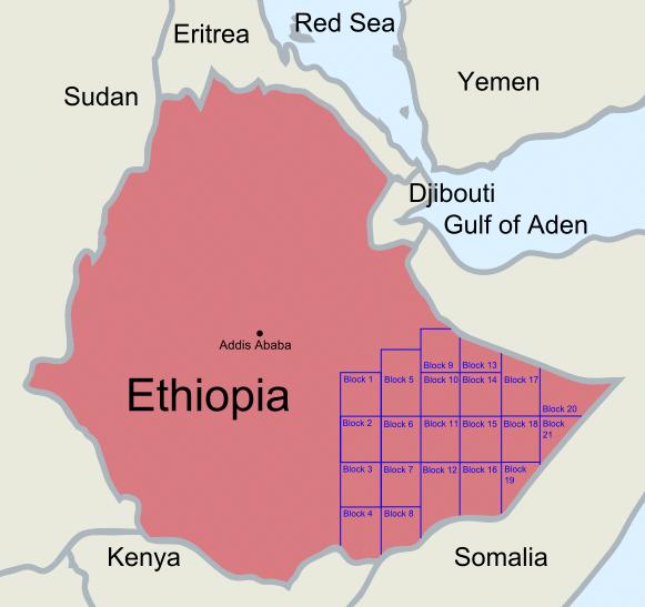 Китай запустил проект по транспортировке газа из Эфиопии стоимостью $4 млрд