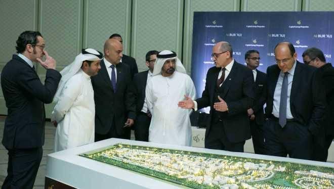 Capital Group Properties инвестирует $ 4,5 млрд в проект «Alburouj»