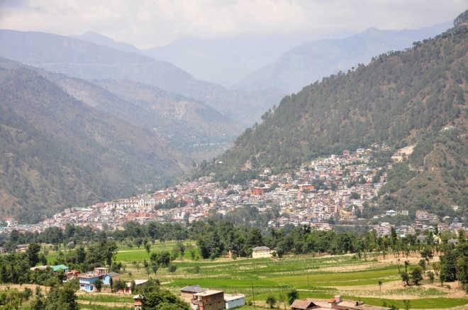 Индия собирается удвоить строительство дорог в северной части страны