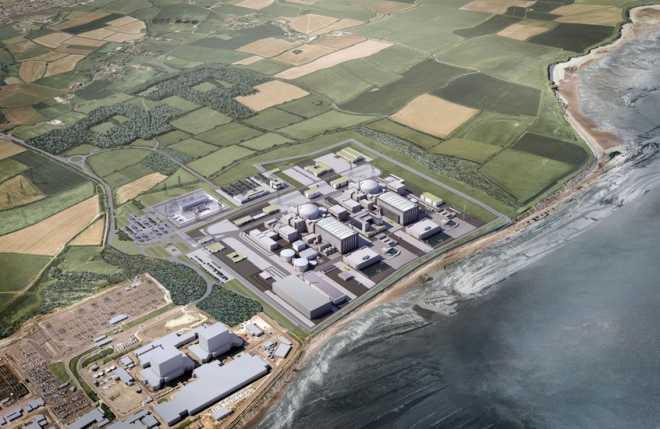 Первая атомная электростанция в Великобритании столкнулась с новыми задержками и угрозой судебного иска