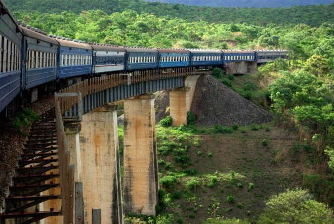 Танзания обратилась к Китаю с просьбой начать строительство железной дороги стоимостью 7 млрд $