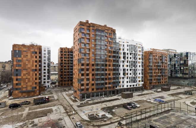Рабочая группа по ДСК представит панельные дома нового поколения