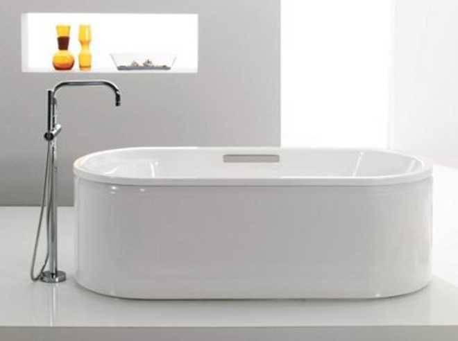 ванные, сделанные из чугуна