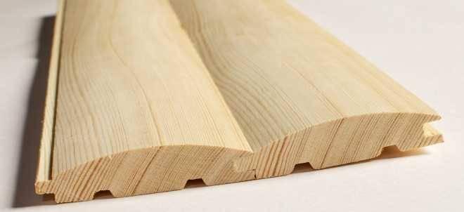 Блок-хаус из лиственницы – изготовление и реализация