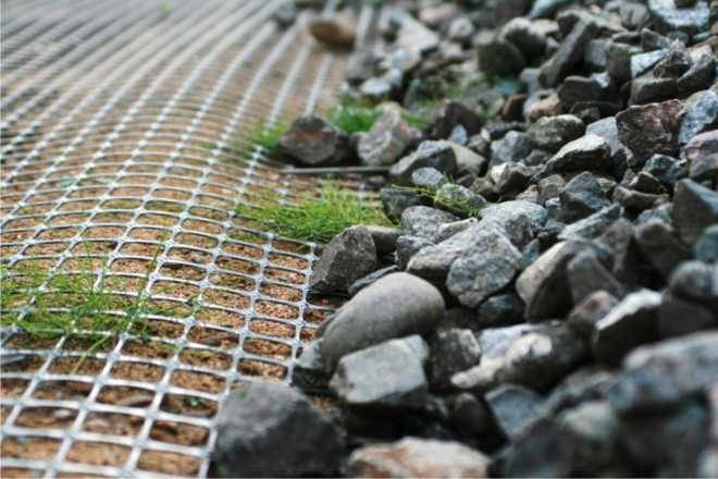 Дорожная строительная сетка