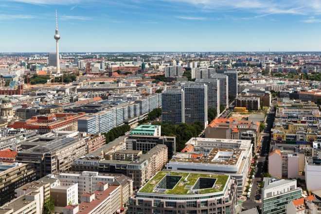 Обзор рынка недвижимости Германии