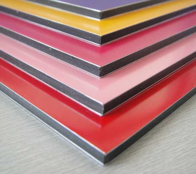 Свойства и применение алюминиевых композитных панелей