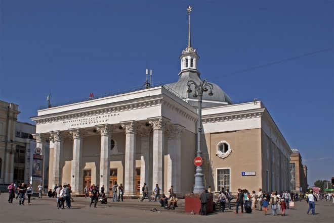 На станции «Комсомольская» Кольцевой линии проектируется второй выход