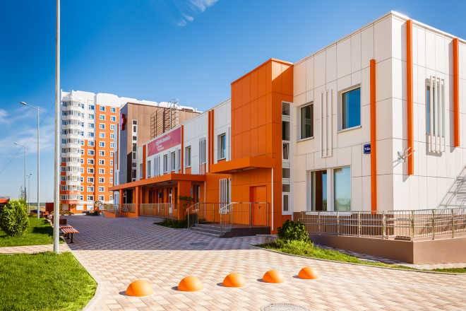 Современная поликлиника открылась в поселении Десеновское «новой» Москвы