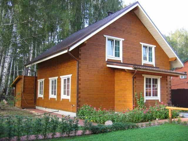 Что входит в стоимость дачного дома из бруса под ключ?