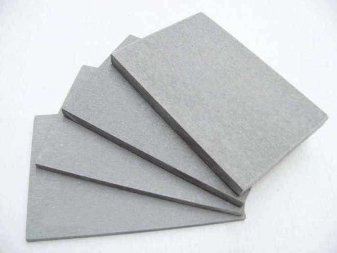 Современные силикатно-кальциевые плиты и их особенности