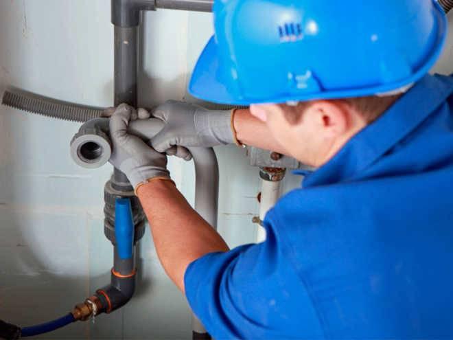 Монтаж и проверка канализационных систем
