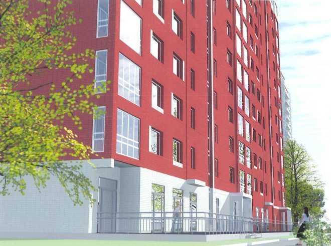 В Некрасовке построят дом новой панельной серии