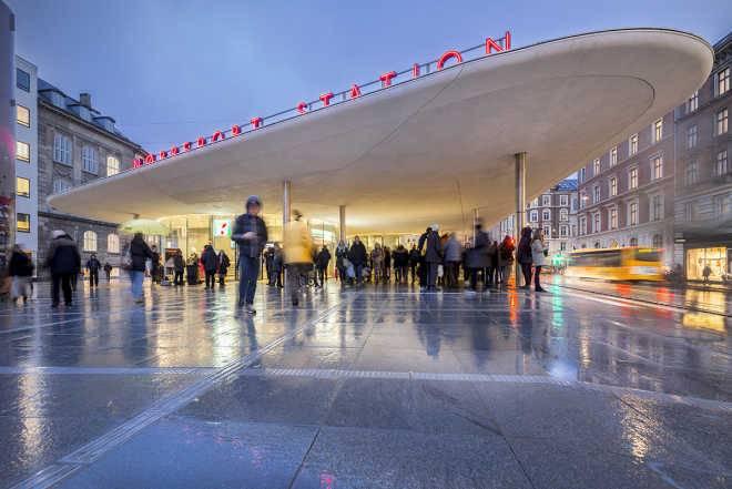 Будут объявлены победители европейского конкурса «Городское общественное пространство — 2016»