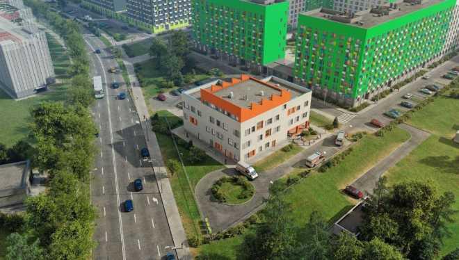 Две новые поликлиники в Москве построят по современным проектам - С. Кузнецов