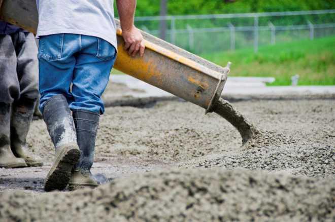 Качественный бетон - залог отличной стройки