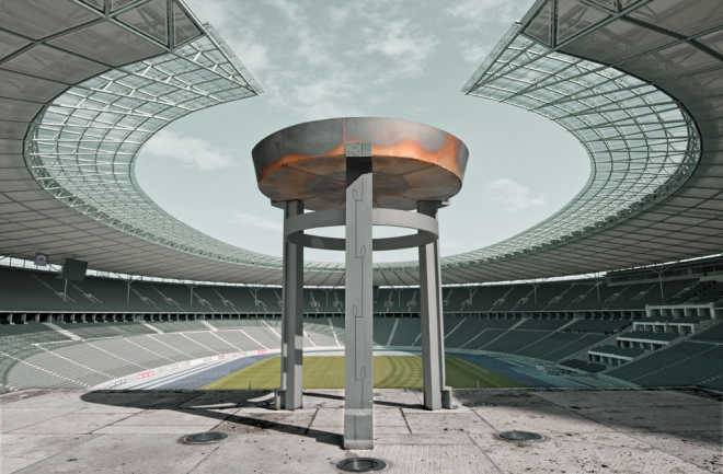 Берлин 1936 – Олимпийский стадион