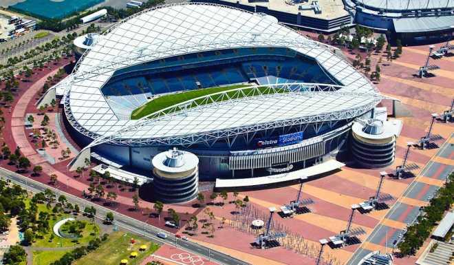 Олимпийский стадион Сидней