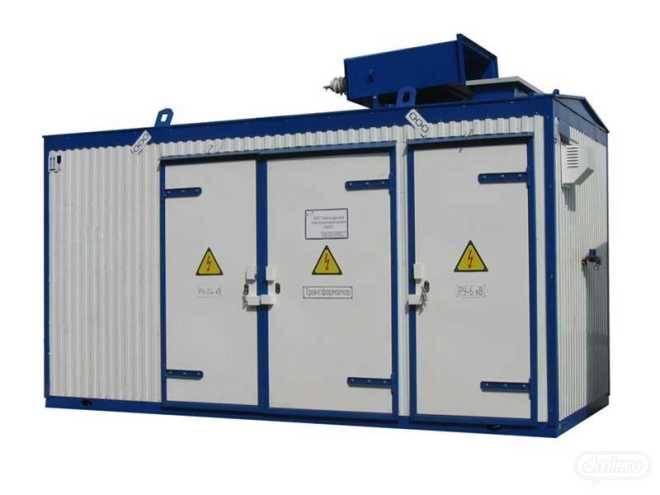 Комплектные трансформаторные подстанции: виды и техусловия КТП