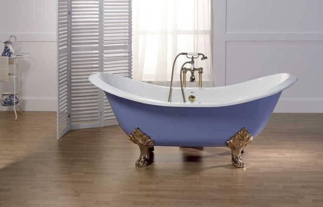 Выбор ванны: сравнение акриловой, чугунной и стальной ванны