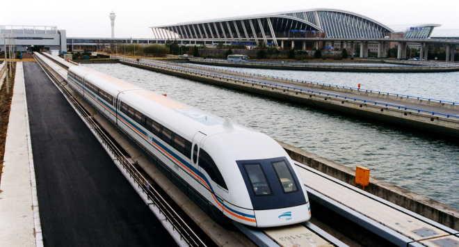 Япония выделяет $2 млн на первый маглев в США