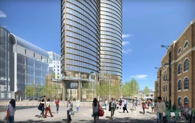 Для осуществления проекта на 600 квартир в Манчестере выбран застройщик из Гонконга