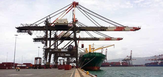 Vinci будет расширять порт в столице Ямайки