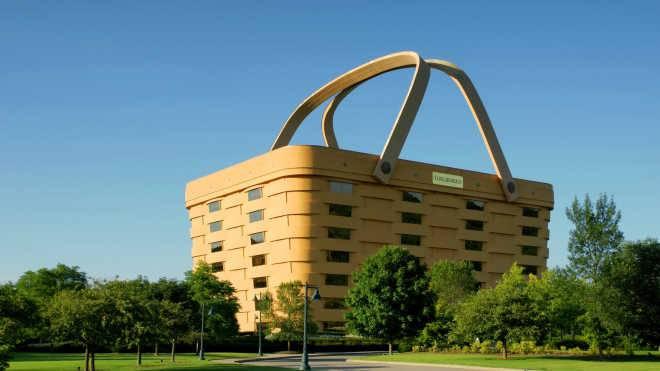 Здание-корзина (Огайо, Соединенные Штаты)