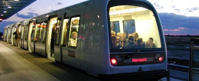 Копенгагенский метрополитен