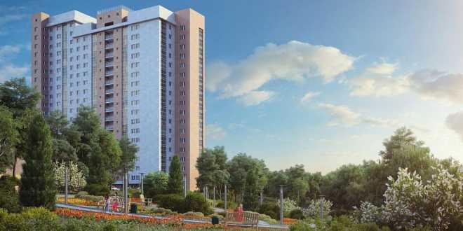Яуза Парк - новый ЖК Москвы