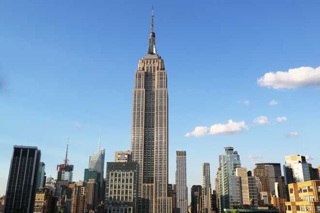 Empire State Building, Нью-Йорк