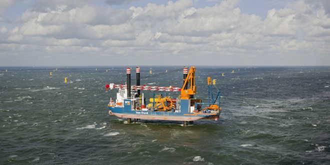 Van Oord приобретает у Bilfinger направление плавучих ветроустановок