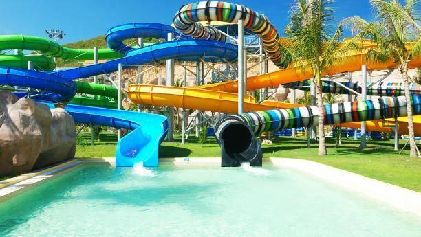 Новая курортная зона с аквапарком будет построена на островах Дейра, Дубай