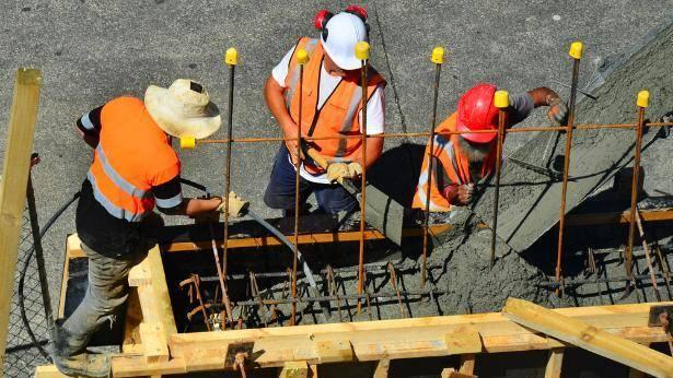 Новая Зеландия на пике строительного бума