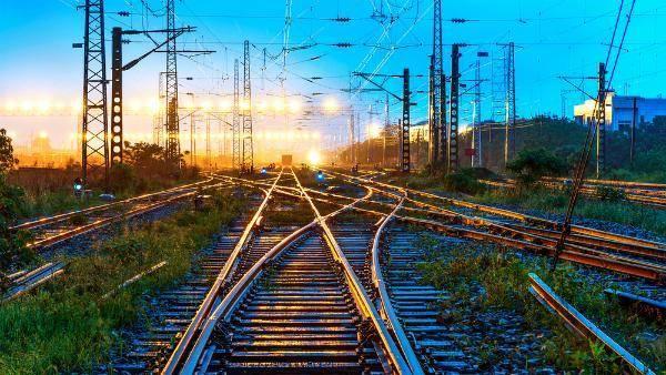 Самые длинные железные дороги Европы