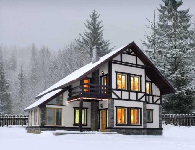 Каркасные и панельные дома