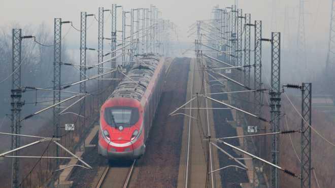 Высокоскоростная железная дорога Милан – Болонья