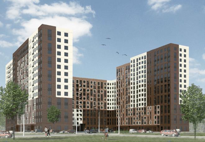 В Зеленограде построят экспериментальную панельную серию «ДСК Град»