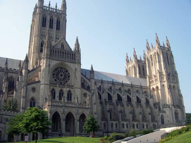 Вашингтонский кафедральный собор, Вашингтон