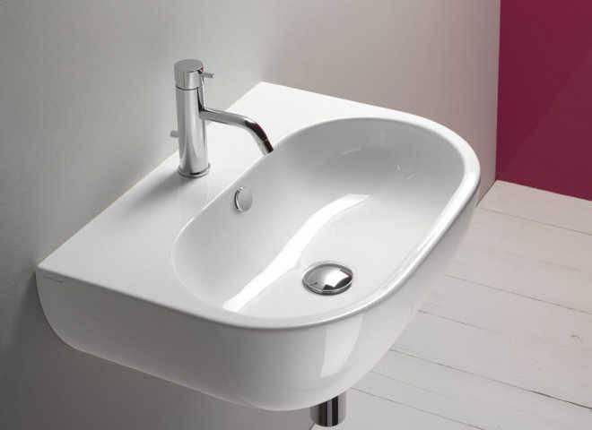 Из каких материалов делают раковины для ванной?