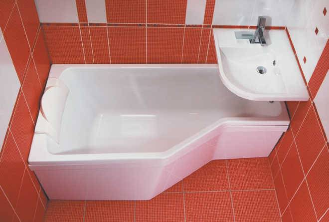 Акриловые ванны — качество и надёжность