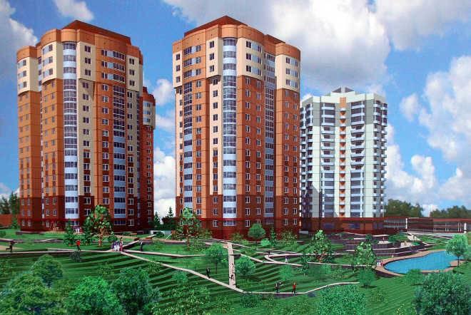 Новостройки Украины: цены, тенденции, региональный анализ