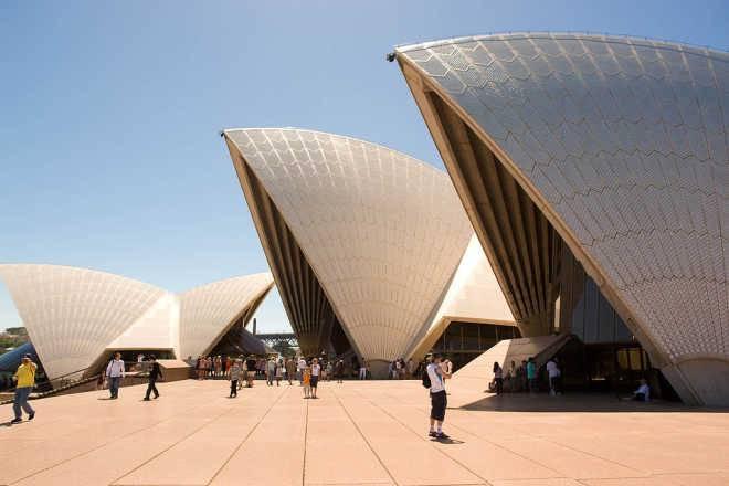 Роботы Arup помогут сохранить Сиднейский оперный театр
