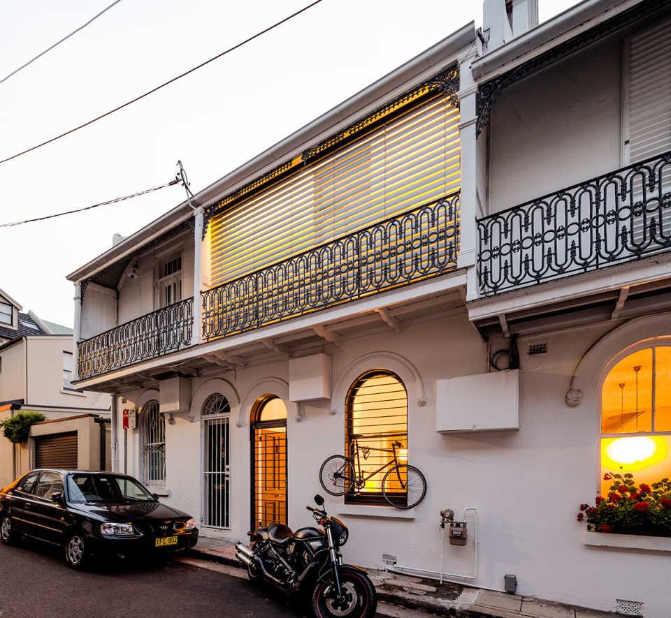 Лаборатория концептуальной архитектуры LAVA завершила реновацию террасы Tivoli Residence в Сиднее
