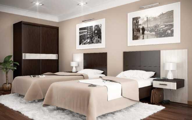 Как выбрать и купить мебель для гостиницы
